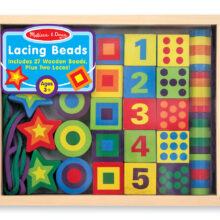 Lacing and Threading Toys
