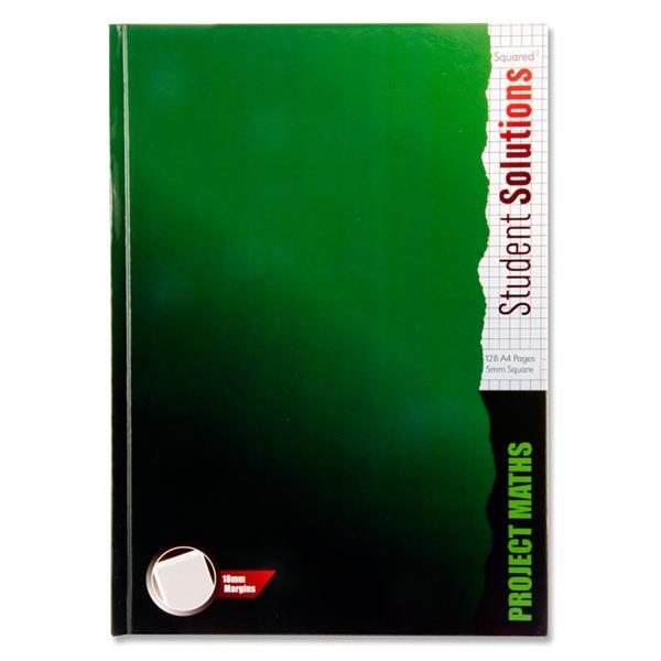 Salt Lamps Kildare : A4 Hardcover Project Maths Sensational Kids