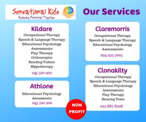 Educational Psychological Assessments – Sensational Kids